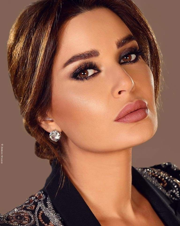 Pin By Ardito On Cyrine Anour Beauty Beautiful Face Hottest Models