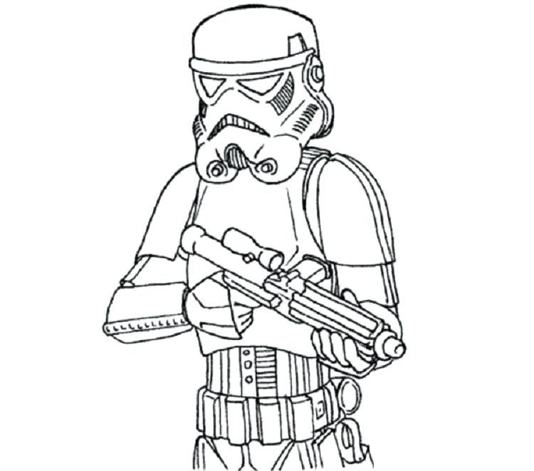 Stormtrooper Coloring Pages Best Coloring Pages For Kids Star Wars Kids Star Wars Colors Star Wars Cartoon