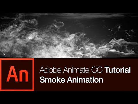 Create a Smoke in Animate CC Tutorial - YouTube | Adobe Animate CC