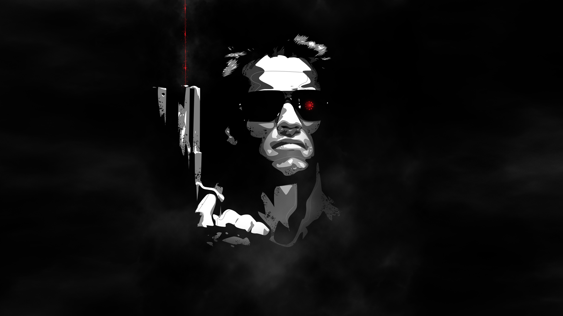 Free Terminator Wallpapers 1080p (avec images) Fond ecran