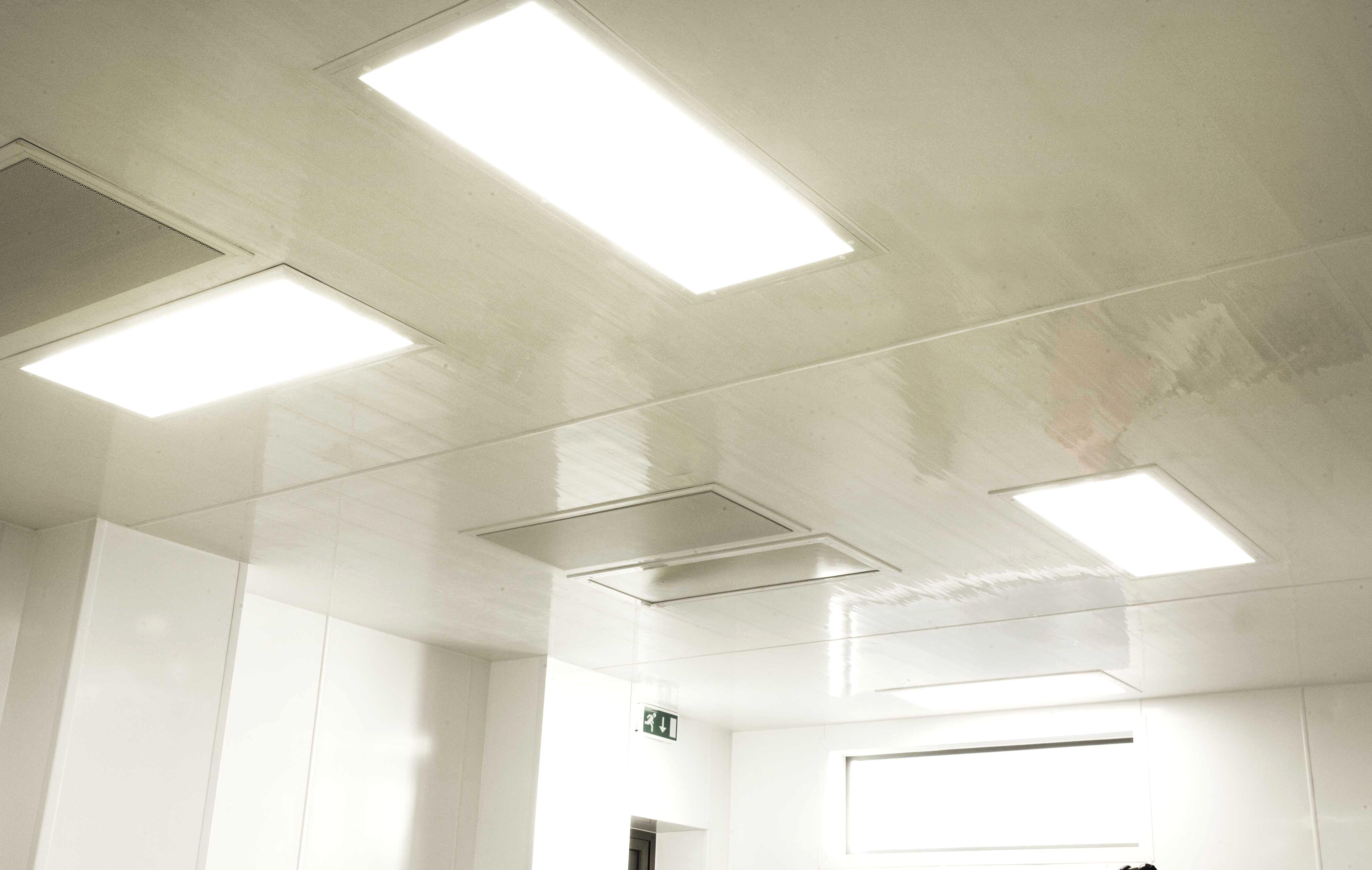 BioClad ceiling cladding