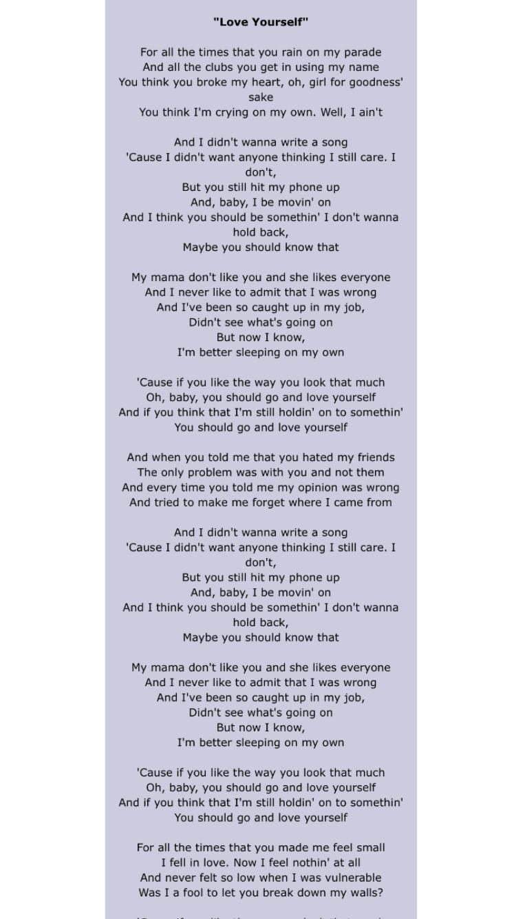 Pin on Song Lyrics Two