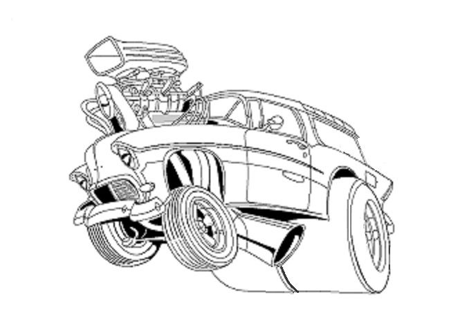 cars toons coloring pages - photo#22