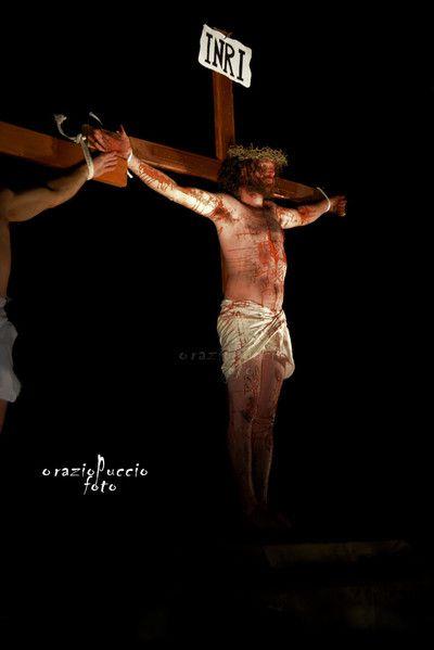Via crucis vivente (Ferla SR)