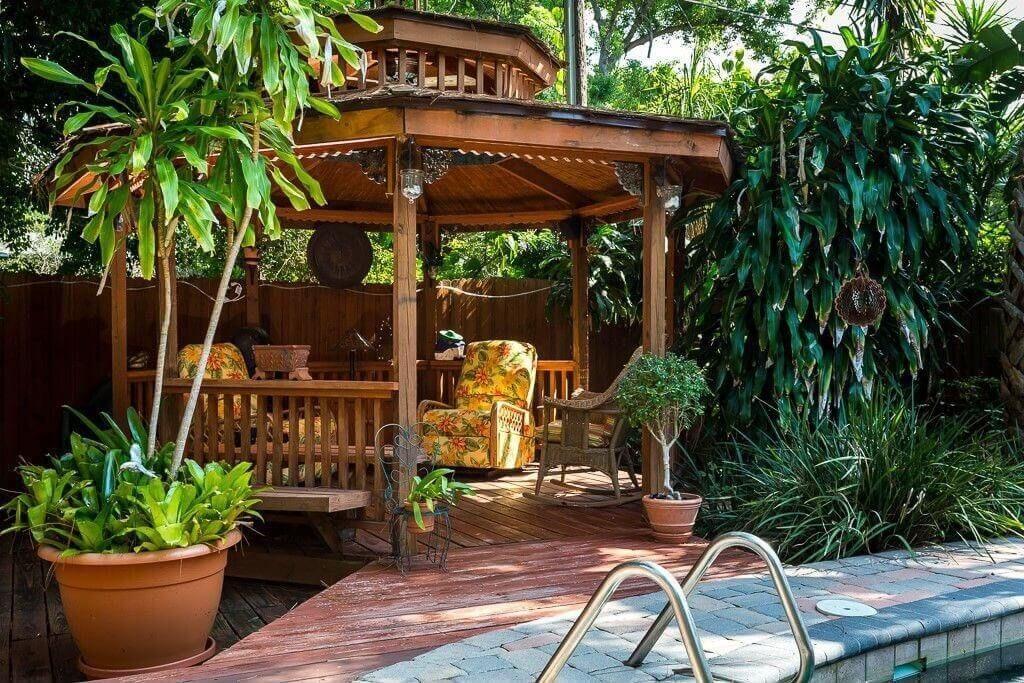 32 Garden Gazebos For Creating Your Garden Refuge Patio Garden