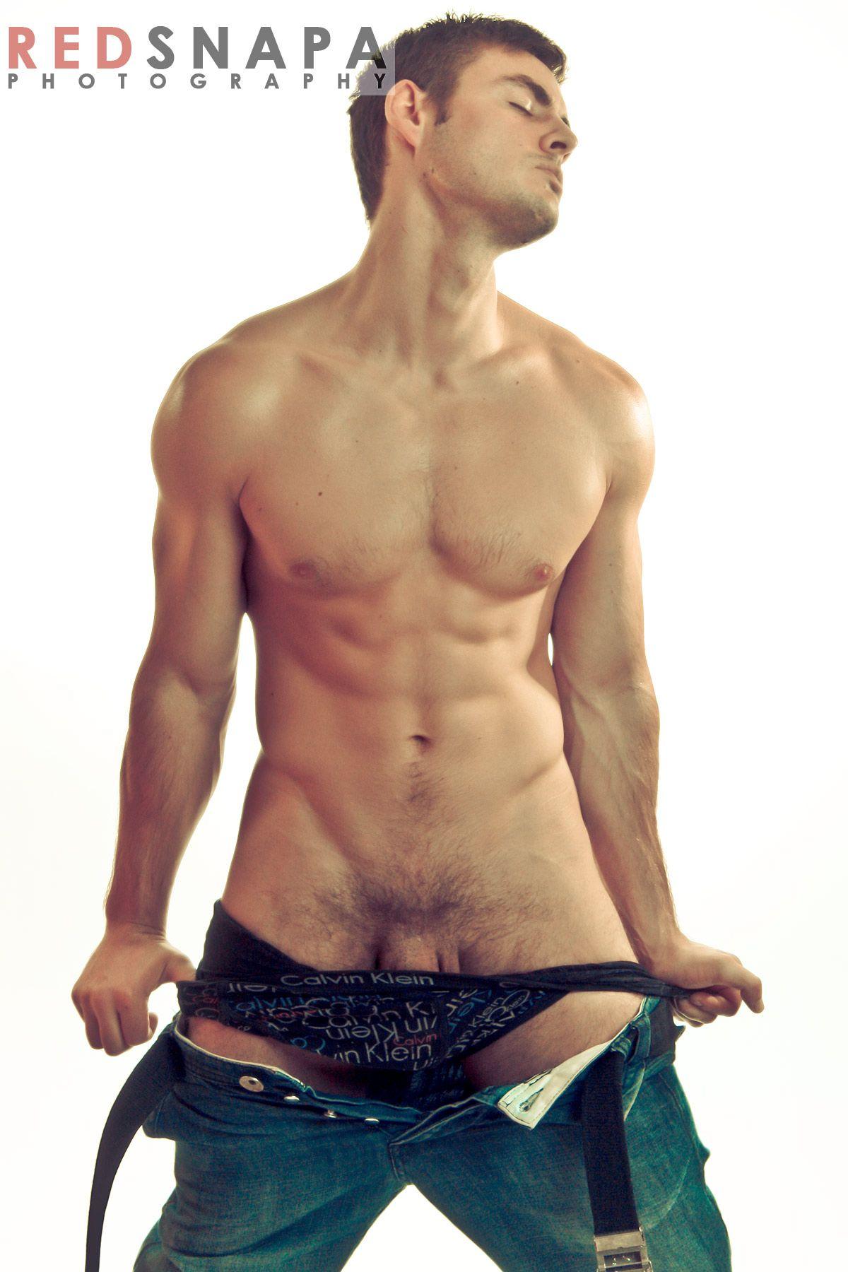 Nick Wolanski - Redsnapa Photography  Hot British Male -7326