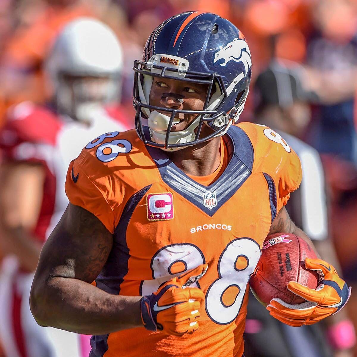 Demaryius Thomas Broncos, Broncos football, Best kids