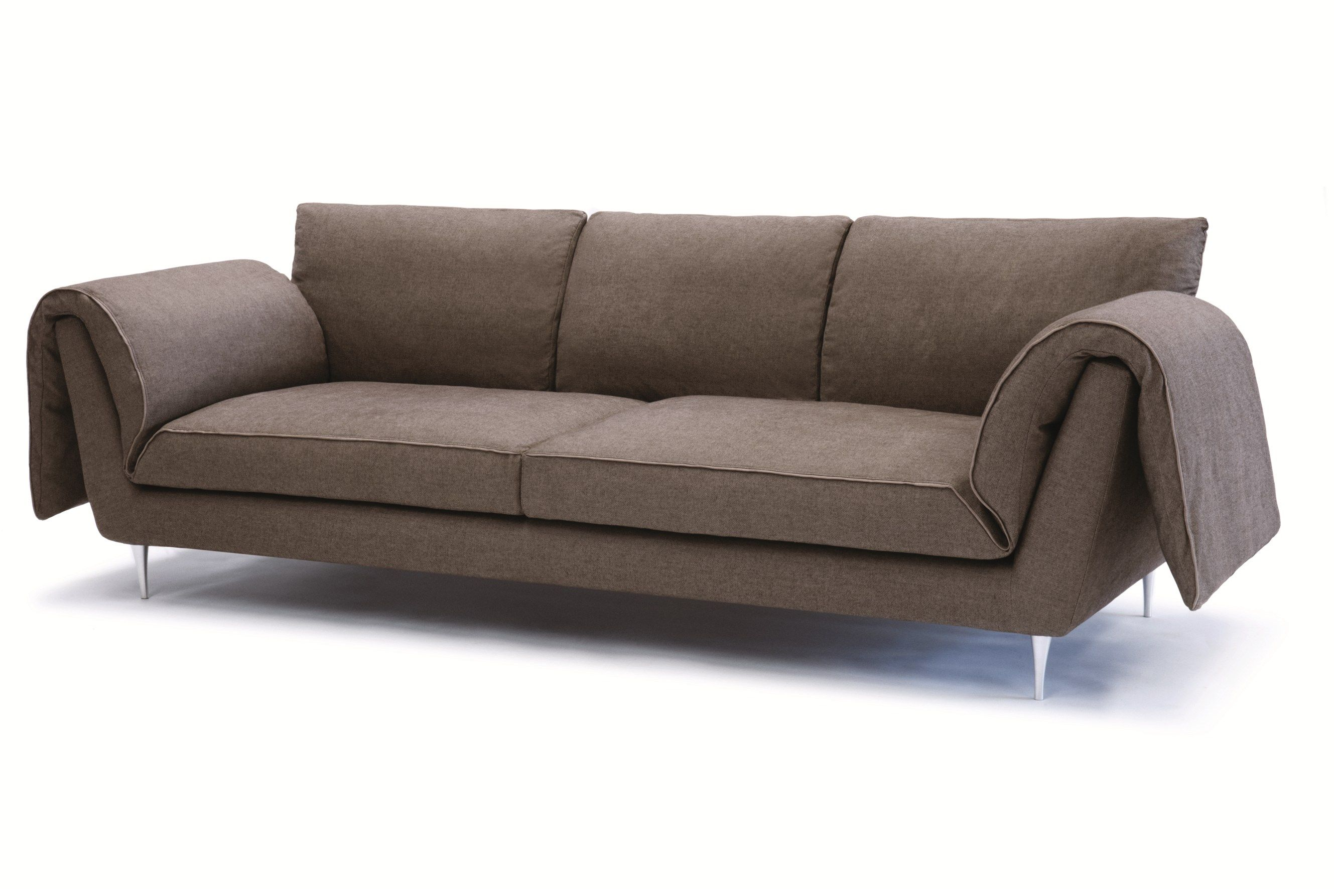 Contemporary style sectional modular sofa with removable cover