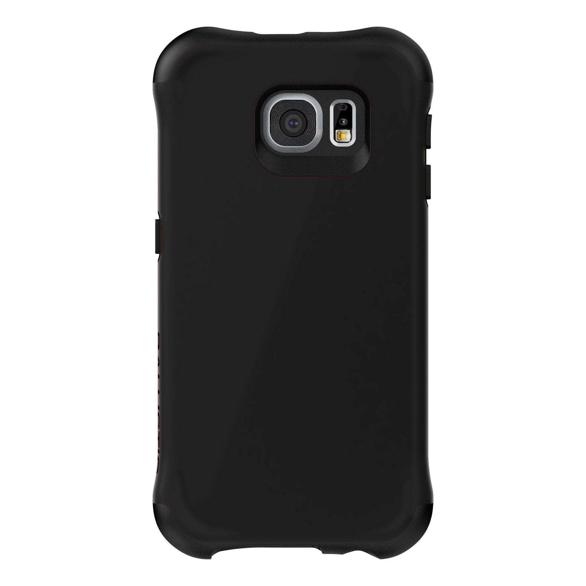 Ballistic Samsung Galaxy S6 Edge Urbanite Case - Black / Black