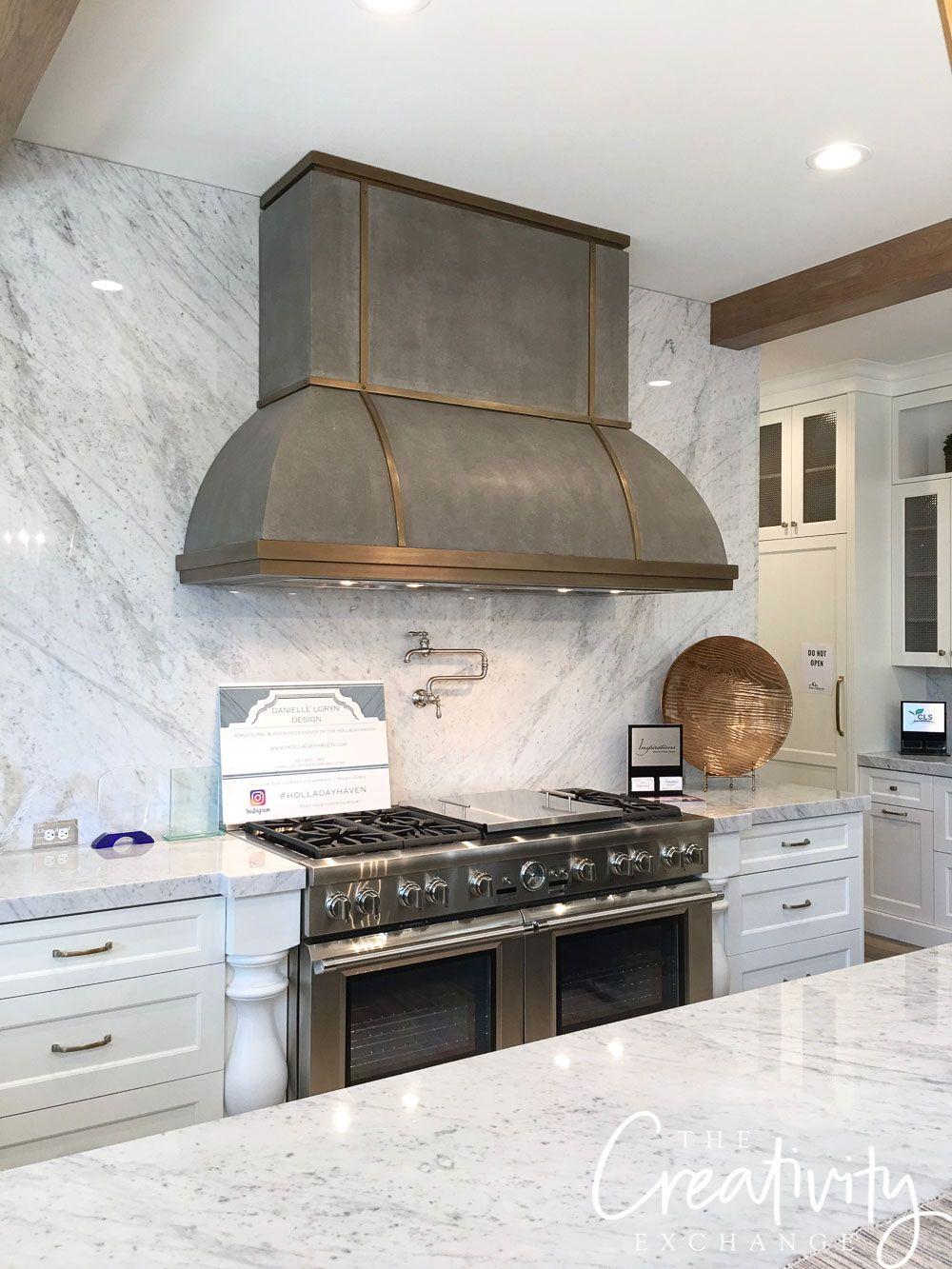 Modern European Chateau Home Tour Kitchen Remodel Small