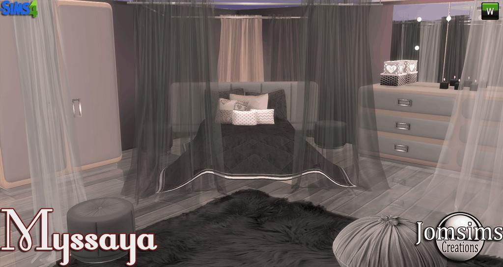 Missaya Bedroom At Jomsims Creations