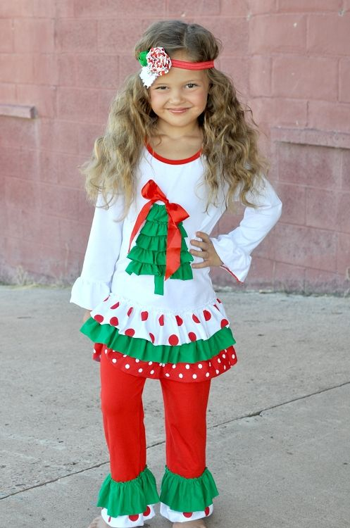 Christmas Tree Outfit Kids Christmas Outfits Baby Christmas Outfit Girls Christmas Outfits