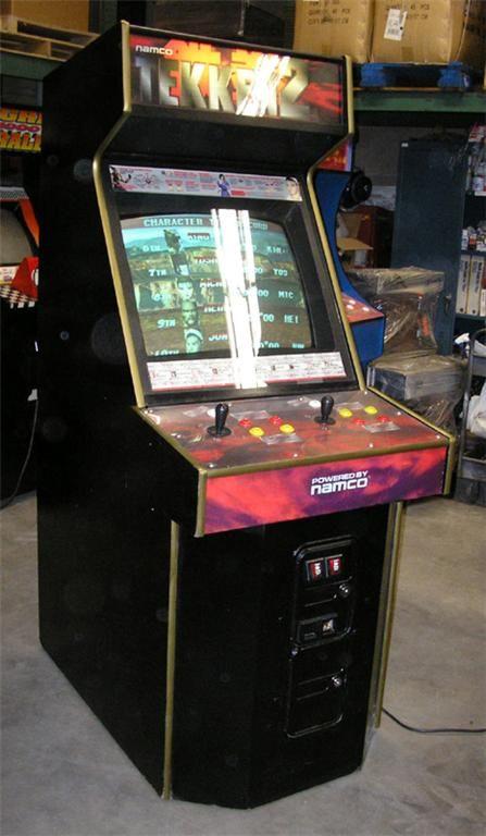 Tekken 2 Arcade Machine | Arcade