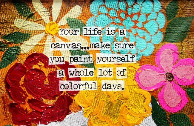 Have a colorful, JOYful, Day! :-)