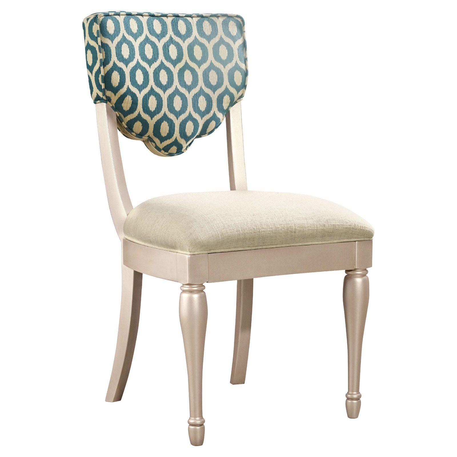Hooker Furniture Linosa Linen Desk Chair