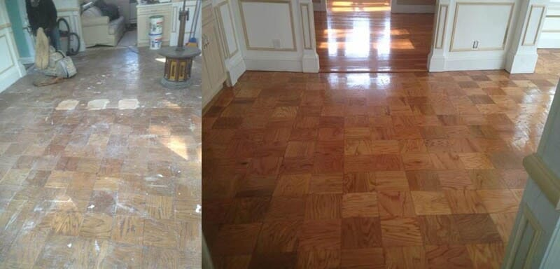 I Really Like The Square Design For This Hardwood Flooring The Way It Is Shining With How Polished It Looks I Hardwood Floors Hardwood Wood Floor Installation