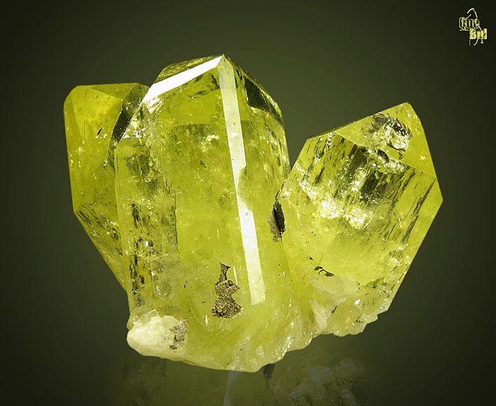 Brazilianite, NaAl3(PO4)2(OH)4