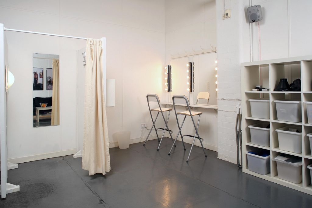 My Product Fashion Studio Make Up And Changing Room By Rick Schofield