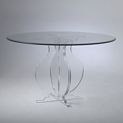 Muniz Athena Dining Table Reviews Allmodern With Images
