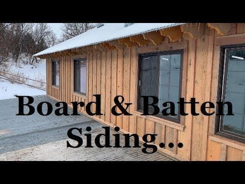 Finished Board And Batten Siding!!! - YouTube #boardandbattensiding Finished Board And Batten Siding!!! - YouTube #boardandbattensiding Finished Board And Batten Siding!!! - YouTube #boardandbattensiding Finished Board And Batten Siding!!! - YouTube #boardandbattensiding