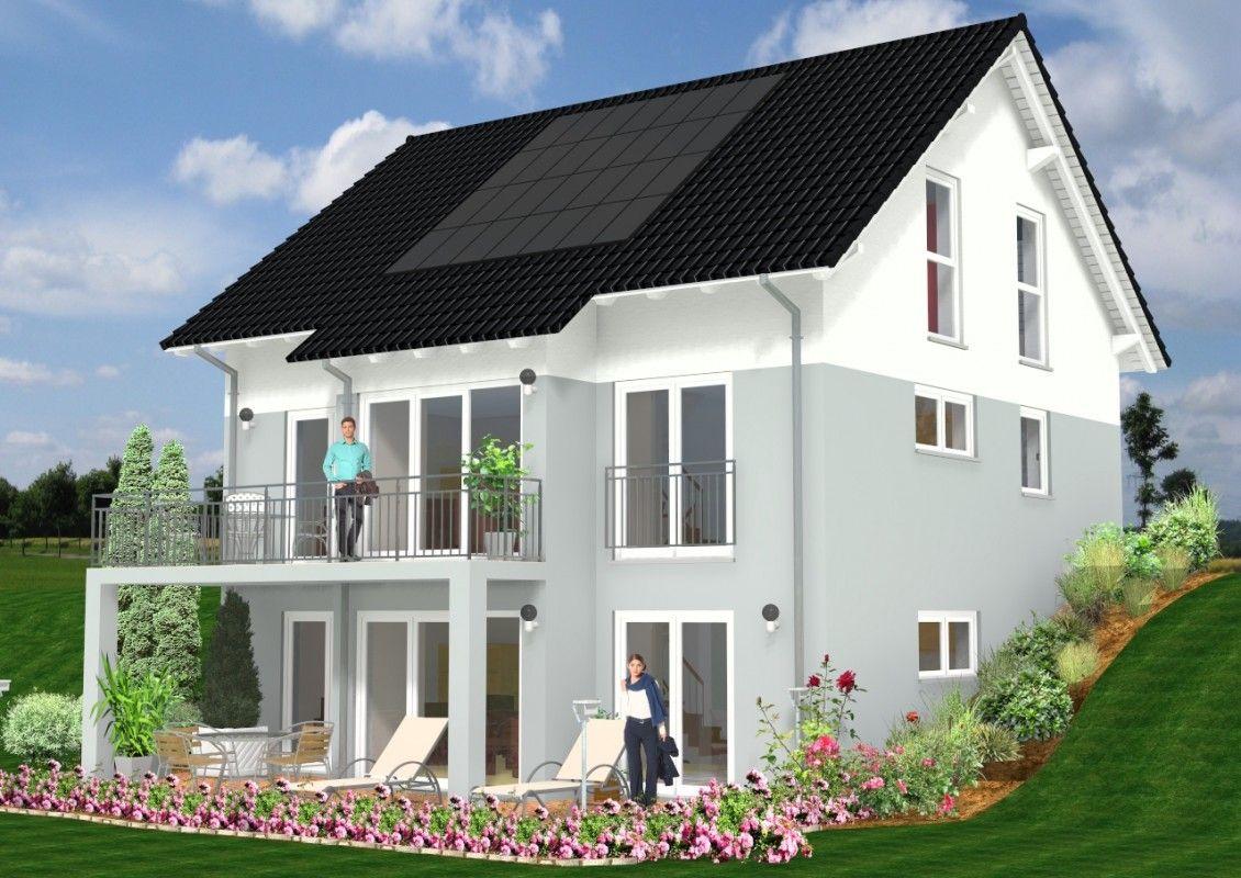 Mhpl Sattel 23 Hanghaus Klein Haus Hanglage Haus Ideen