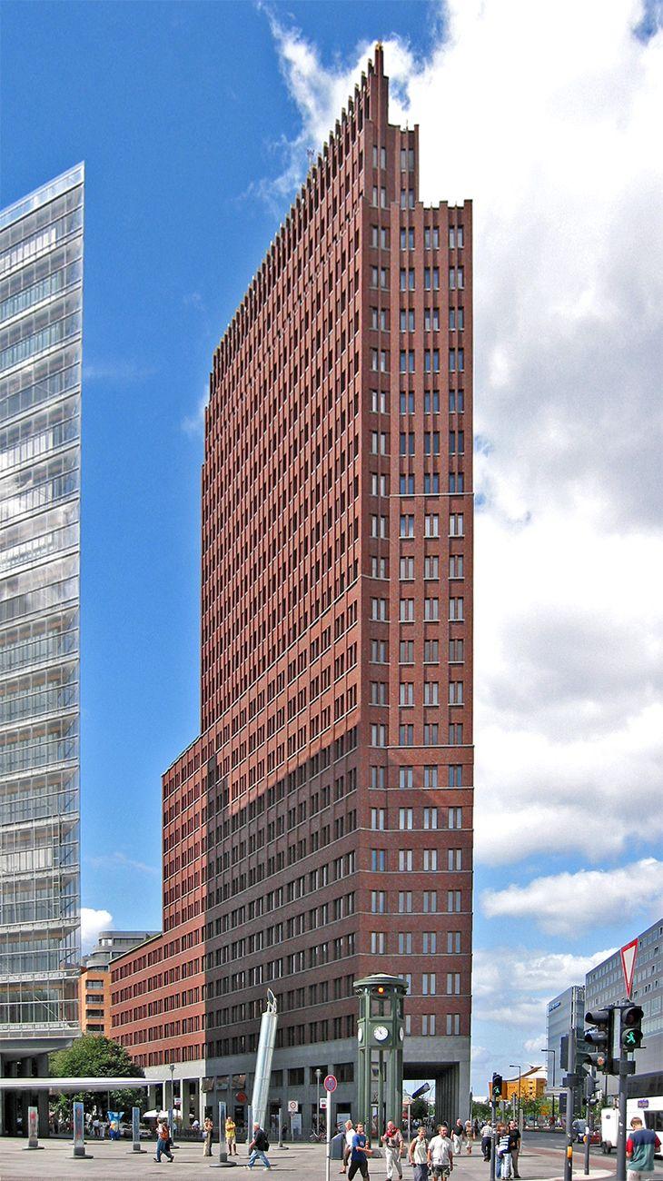 Tallest Masonry Building East London