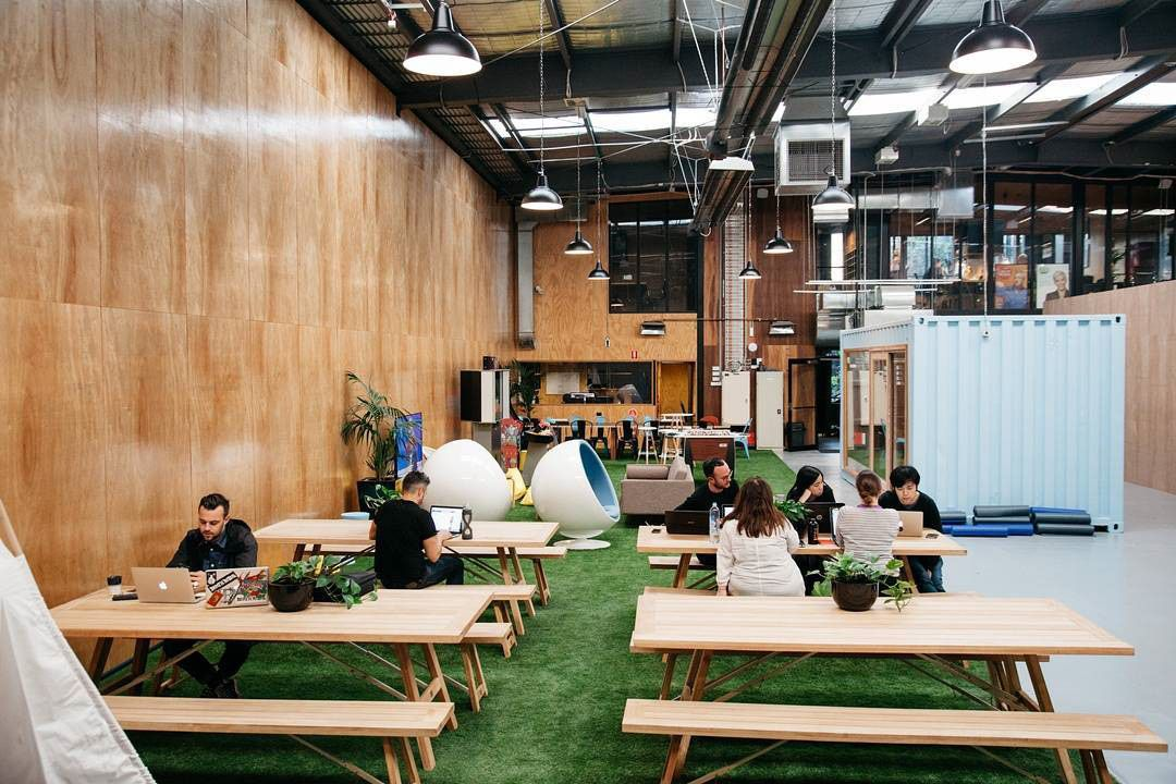 Coworking Spaces Are The Ideal Office Spaces For Ones Starting A New Startup Or Professionals Who Want All The Neces Coworking Space Coworking Coworking Design