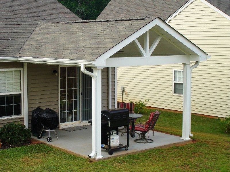 Pin By Aaa Remodeling On Porches And Screen Rooms House With Porch Porch Roof Design Porch Roof