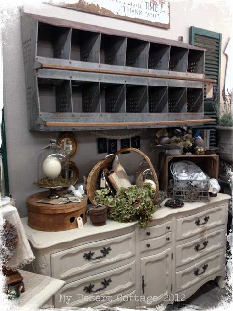 French Marketplace at Sweet Salvage