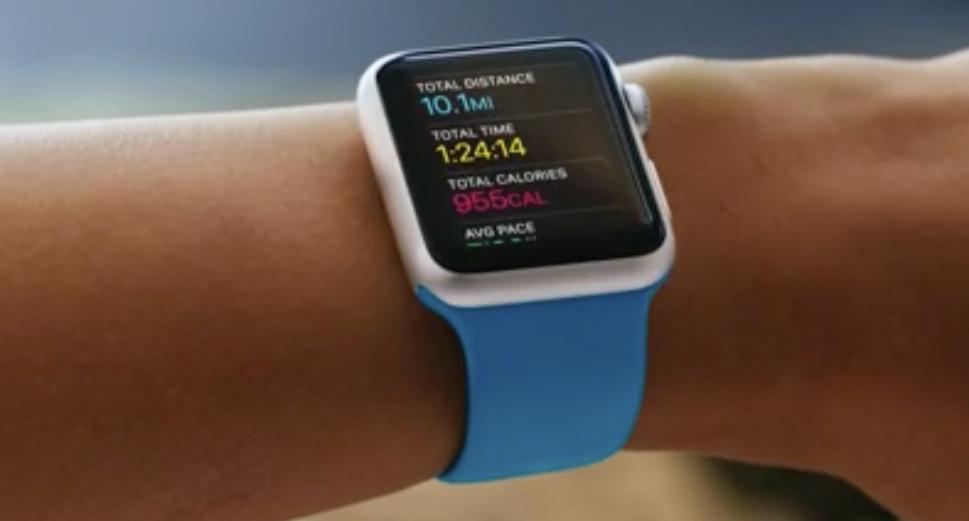 Apple Watch Vídeos Promocionales