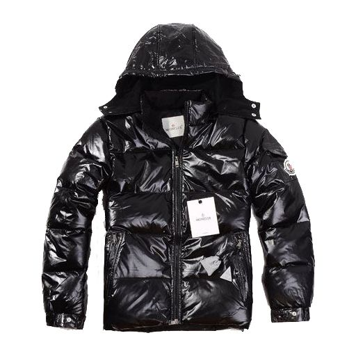 Moncler Men Bordeaux Hooded Quilted Jackets Black - $239.00Moncler Jackets www.stylemonclerc.