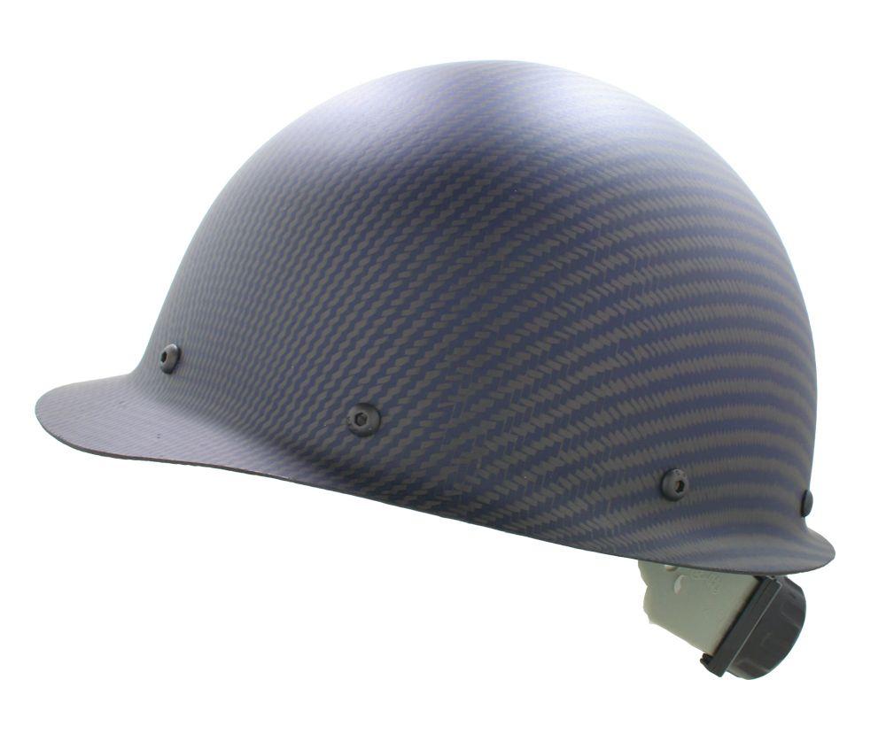 Cc Carbon Blue Kevlar Hard Hat Cap Style Medium Large Kevlar Hats Blue