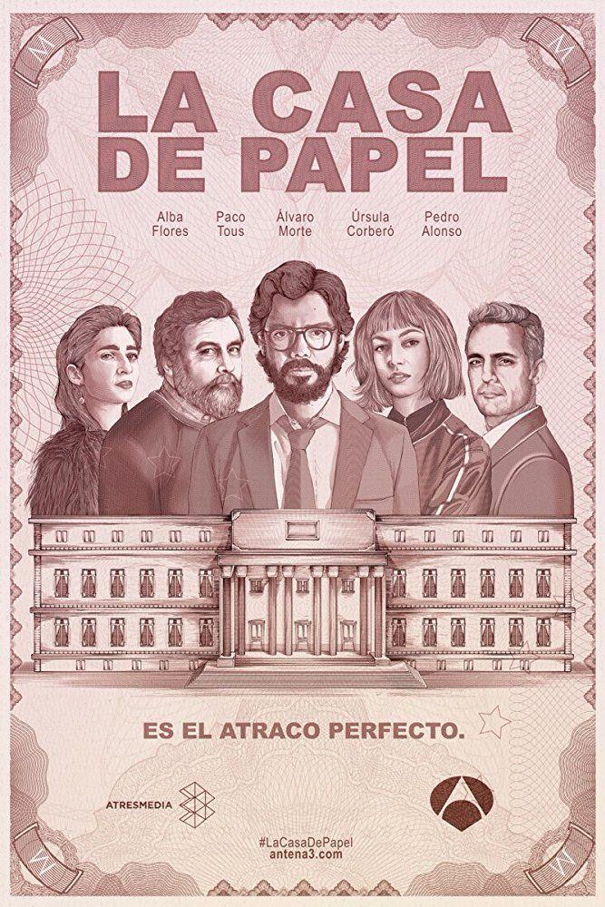 Watch Full La Casa de Papel Season 3 Episode 7 S03E07 line Episodes