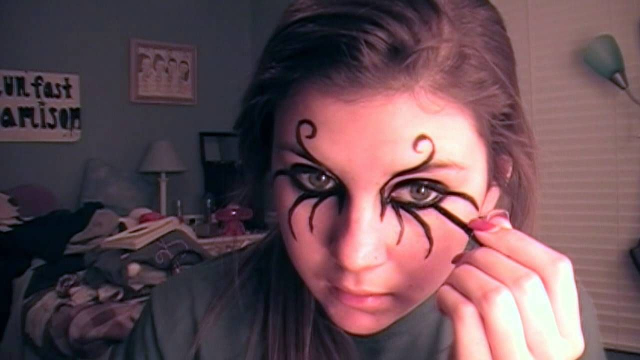 Cute Easy Witch Makeup Tutorial Witch Makeup Simple Witch Makeup Halloween Makeup Tutorial Easy