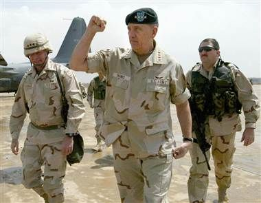 Iraq War 10 Years Later: Where Are They Now? Gen  Tommy Franks
