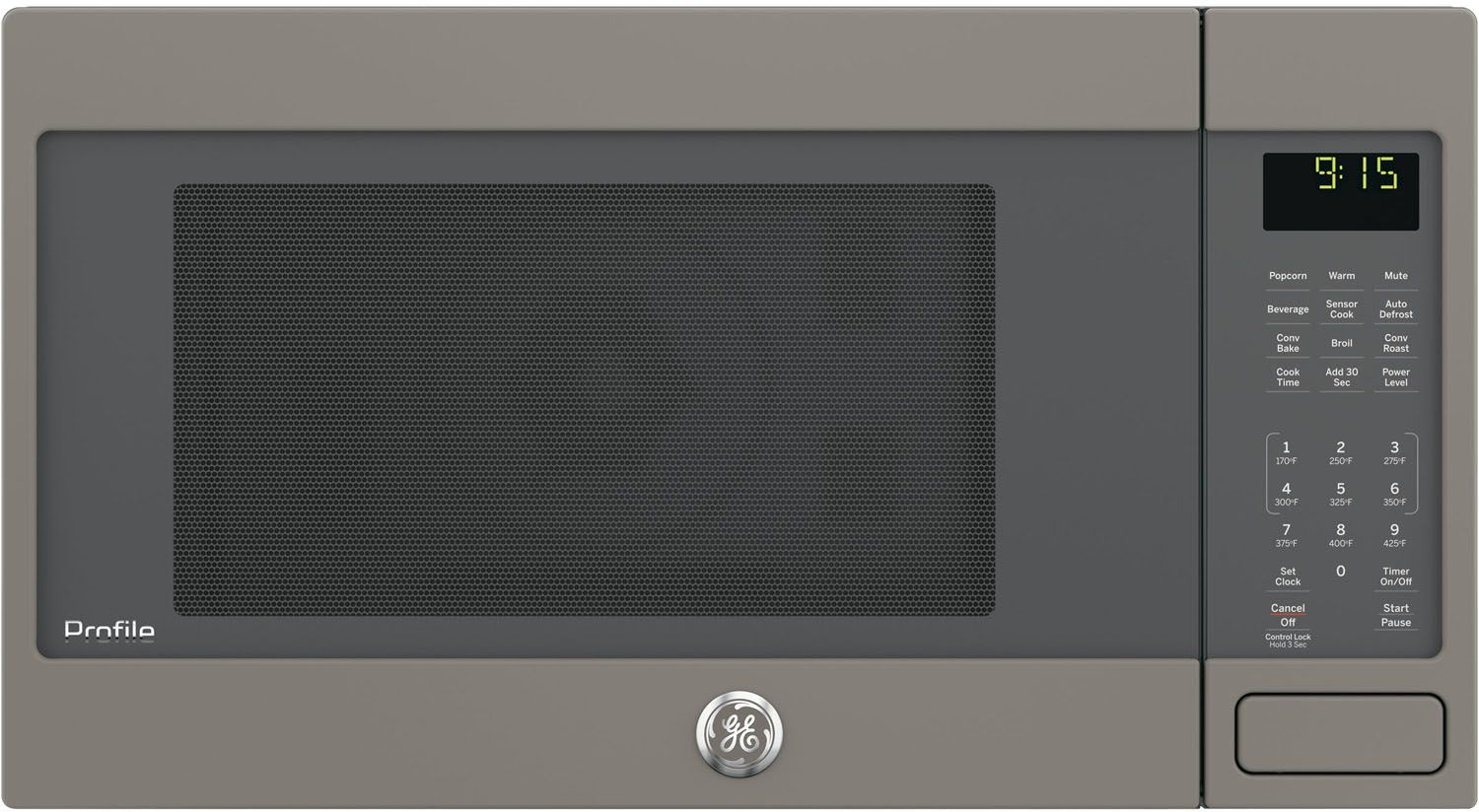 Ge Profile Slate Countertop Convection Microwave Countertops