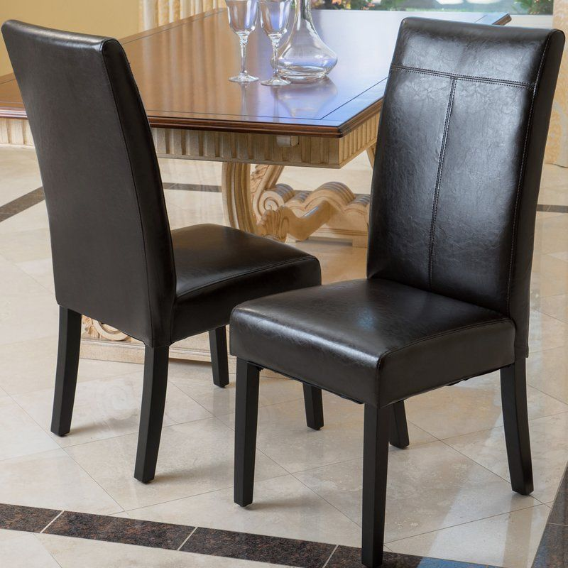 Grace T-Stitch Upholstered Dining Chair | Kitchen Remodel in ...