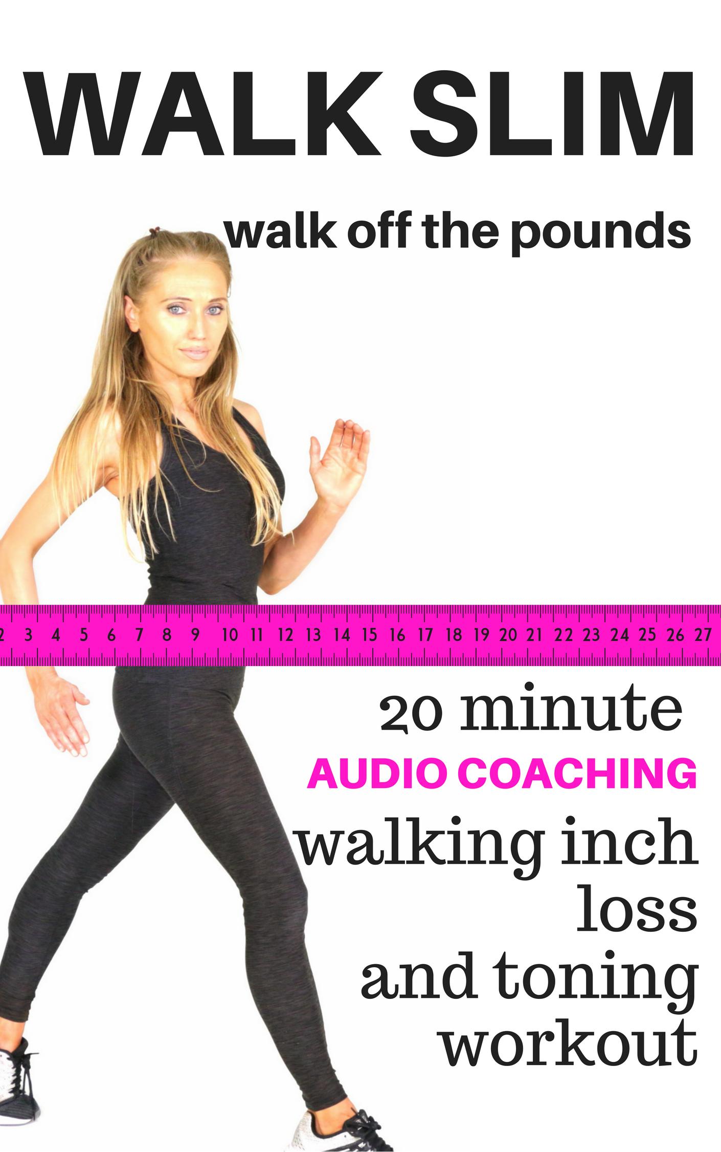 Walk Slim Audio Cardio Workout