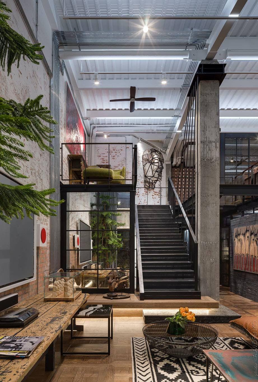 85 Loft Rooftop Ideen In 2021 Architektur Haus Innenarchitektur Design Für Zuhause