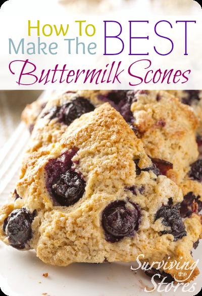 Homemade Buttermilk Scones Recipe Surviving The Stores Buttermilk Scone Recipe Scone Recipe Food