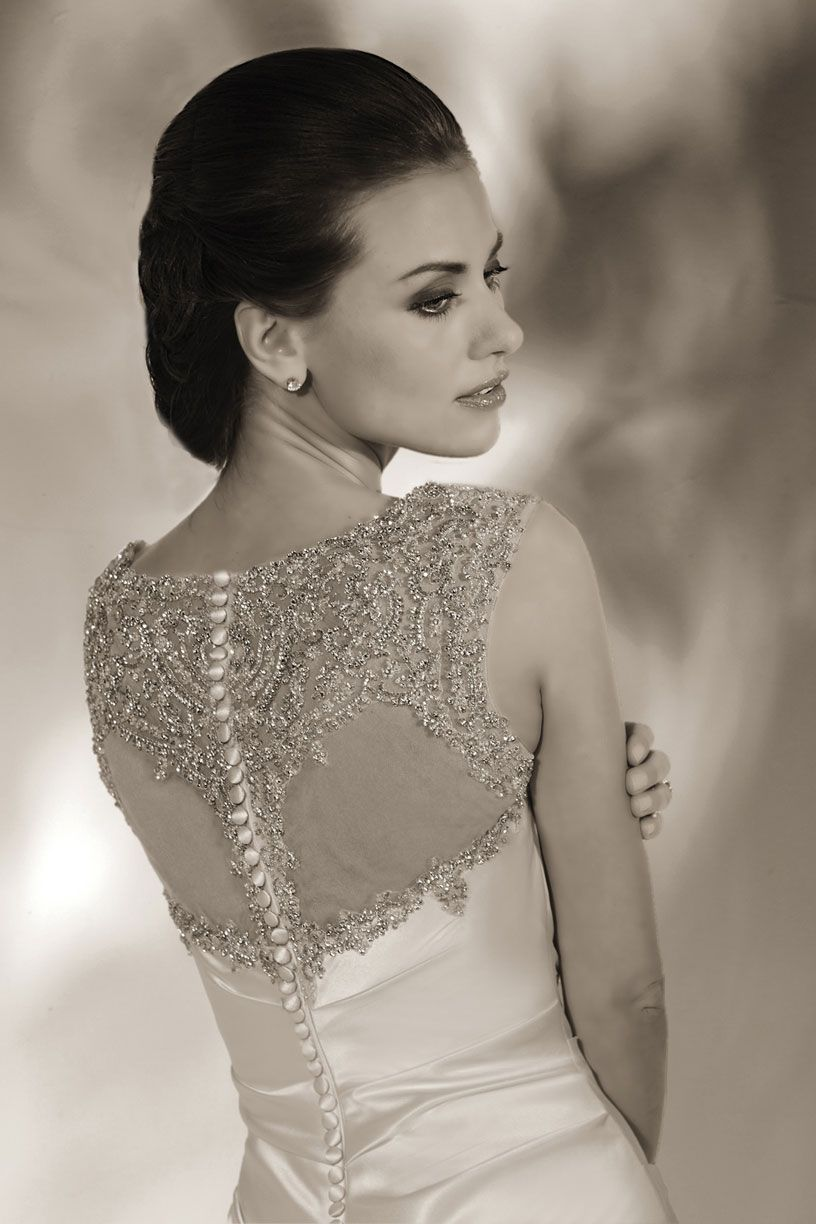 Style lea wedding dresses collection by cristiano