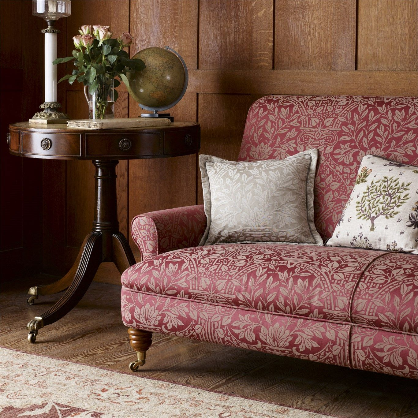 The Original Morris Co Arts And Crafts Fabrics And Wallpaper