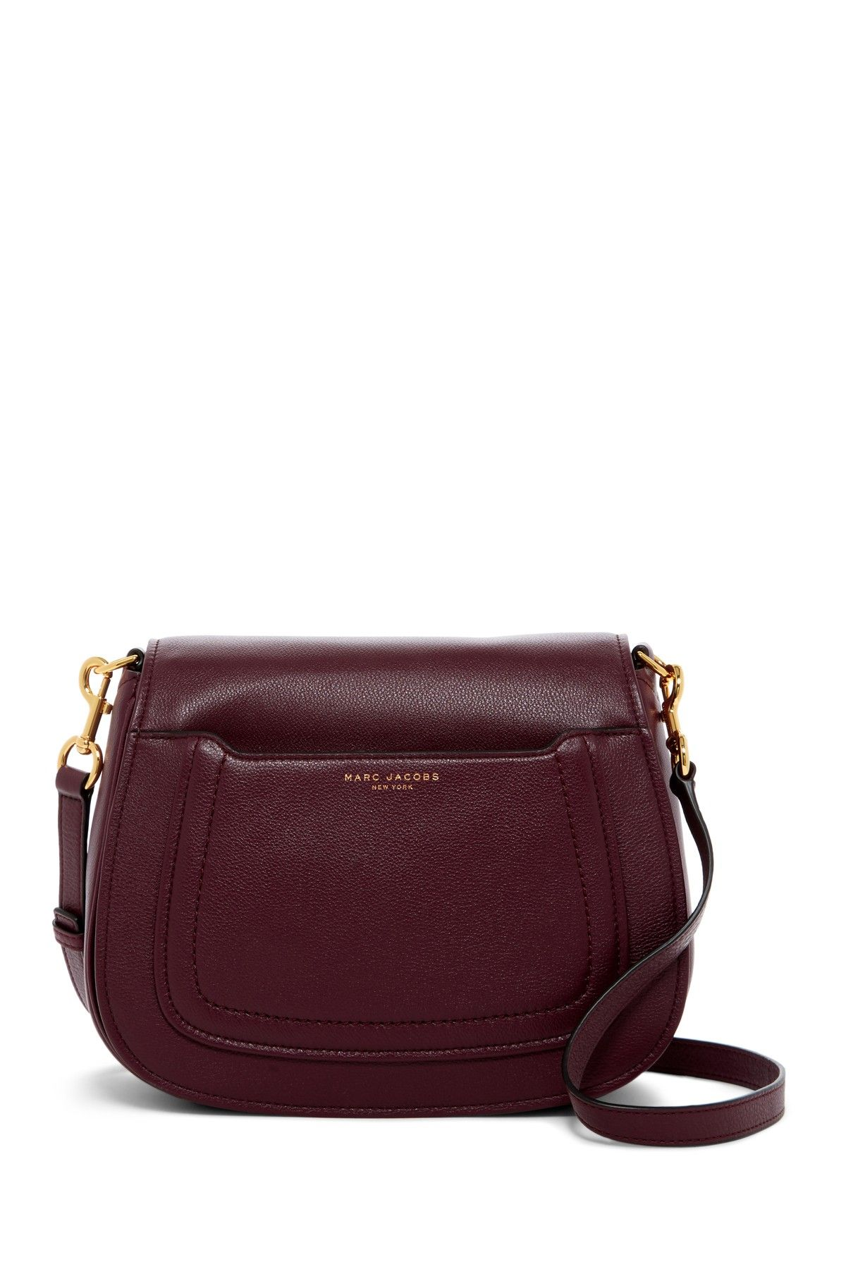 9d61991b47b Empire City Messenger Leather Crossbody Bag by Marc Jacobs on   nordstrom rack