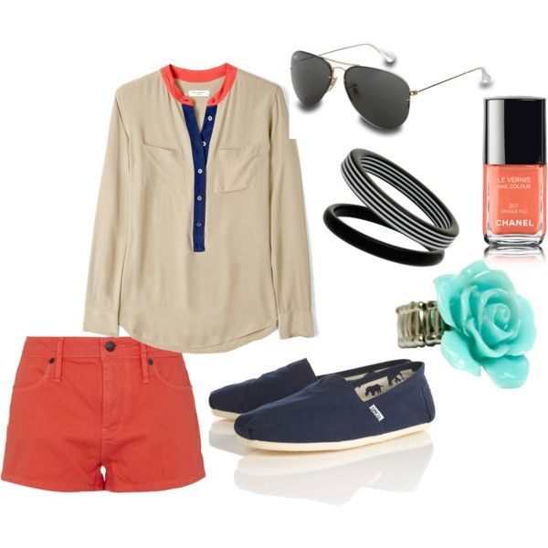 Cool Summer Night, created by carlygracek on Polyvore