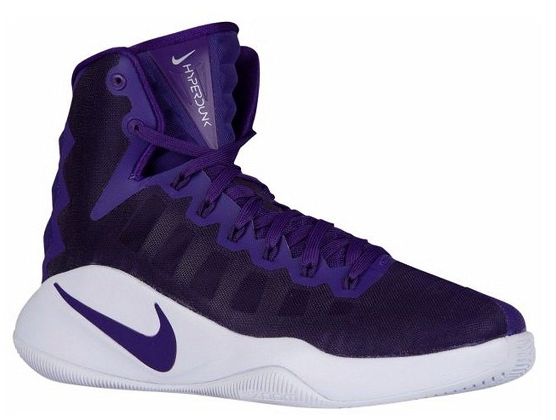 New Nike Women\u0027s Hyperdunk 2016 TB Basketball Shoes 844391 551 Purple Size  8 ** Review