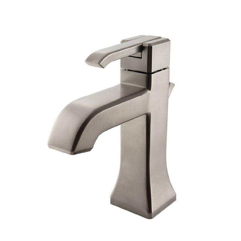 Pfister Lg40mf1 Kelen Single Hole Vessel Bathroom Faucet With