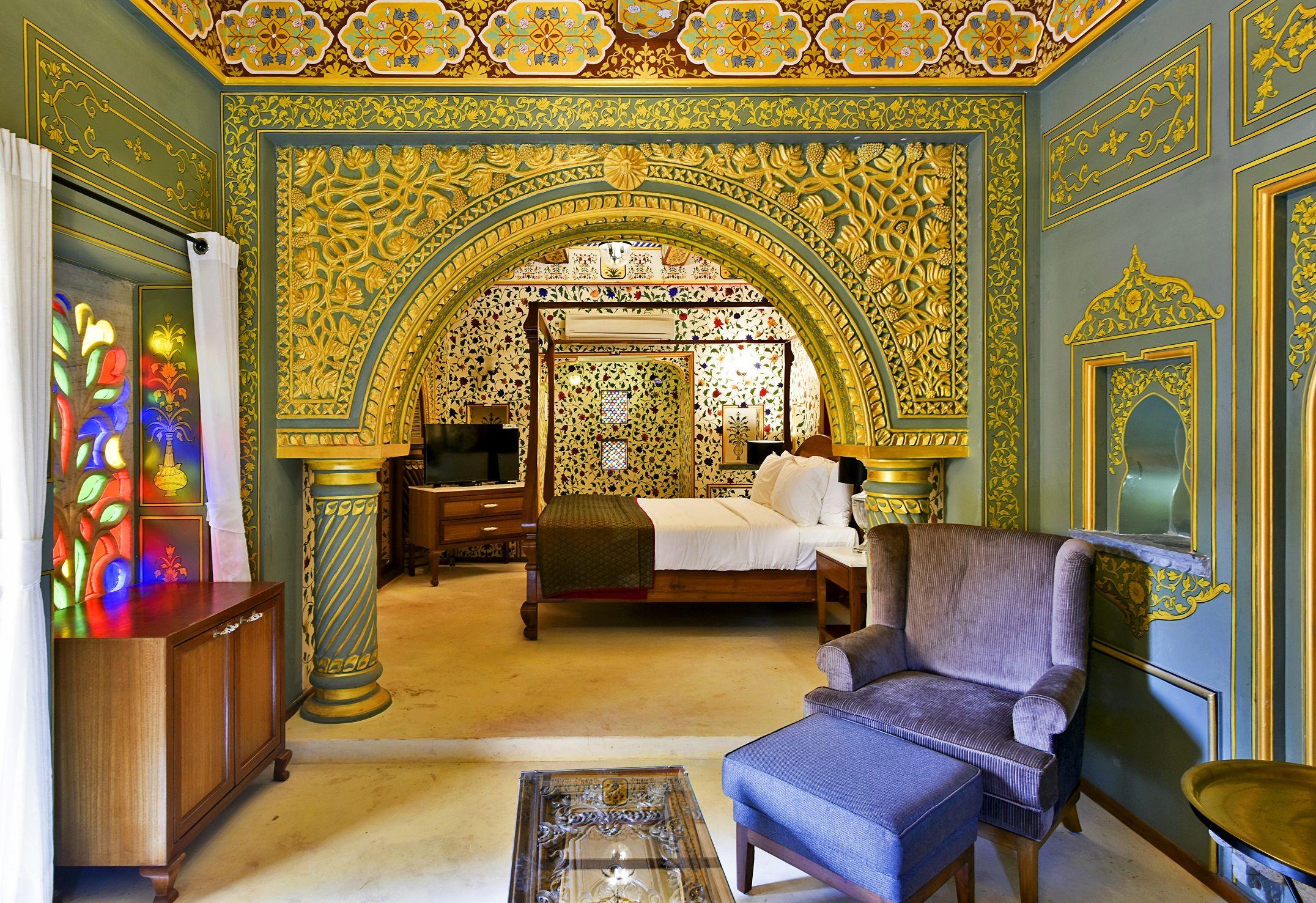 Udaipur's Gogunda Palace hotel is a hidden gem for luxury