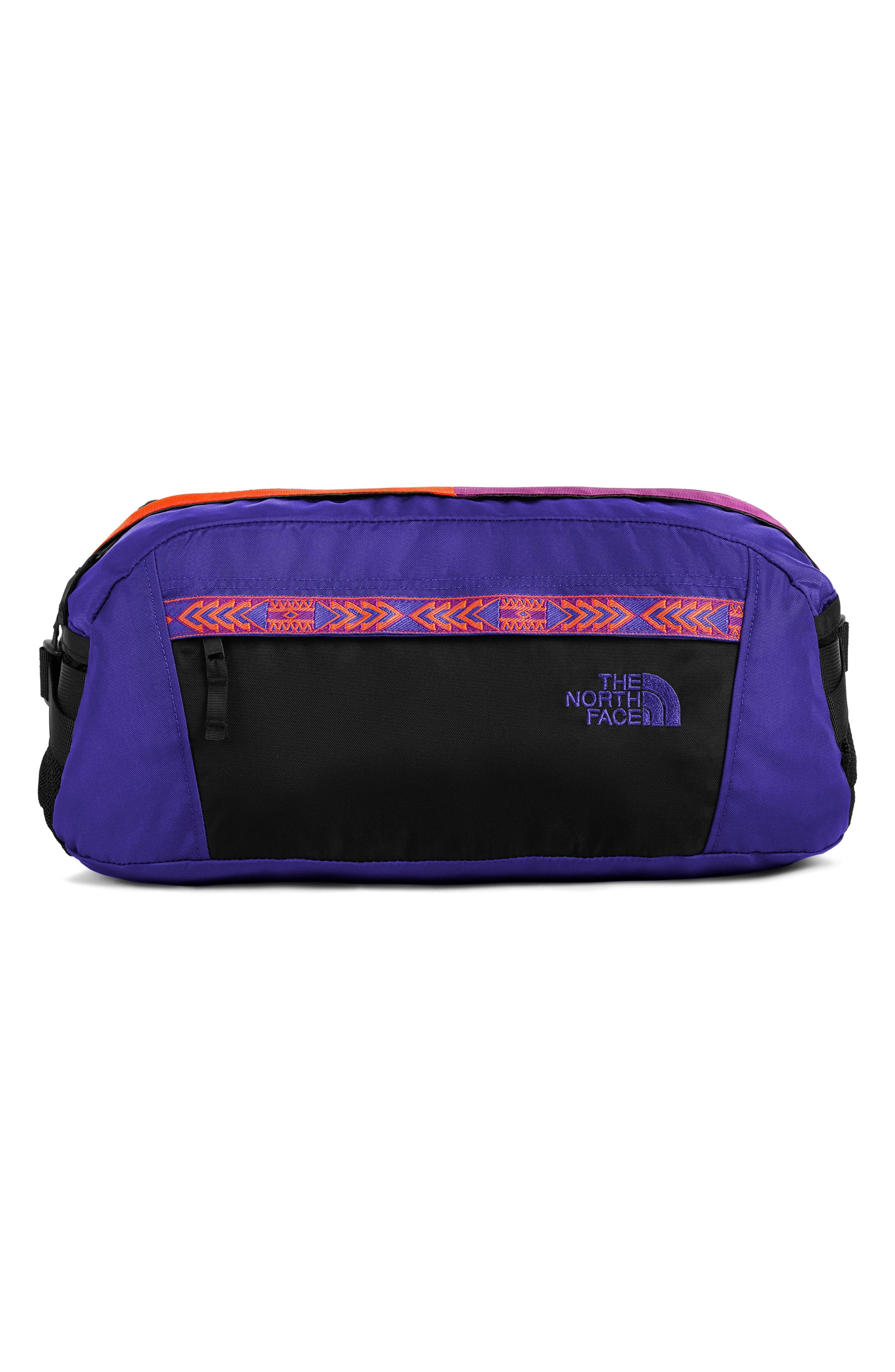 1a0b112ee THE NORTH FACE 1992 RAGE COLLECTION HIP PACK - BLUE. #thenorthface ...