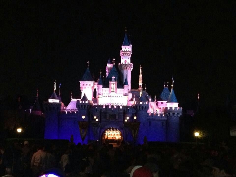 Happiest Place On Earth....Disneyland!!