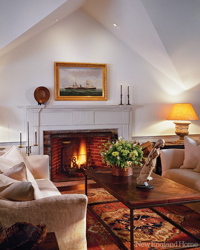 Traditional | New England Home Magazine | House and home ...
